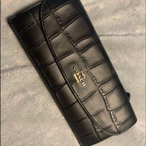 Brand New Coach Soft Skinny Wallet